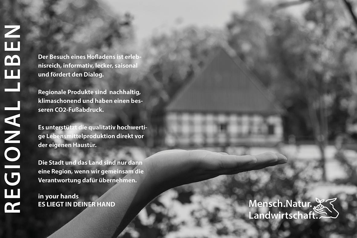 in your hands regional leben